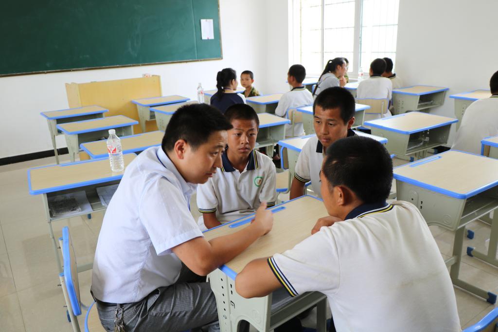 市留守儿童困境儿童心理关爱活动在安顺学院启动